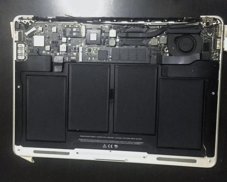 Cara Upgrade SSD Macbook Air agar lebih murah