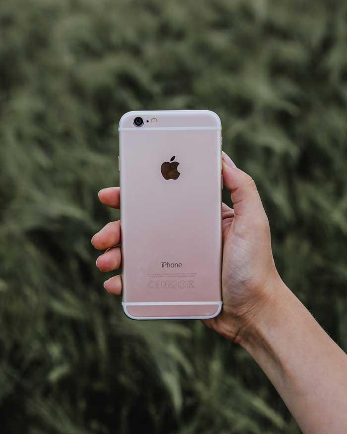 perbedaan iphone 6s rose gold