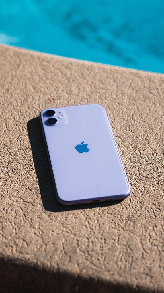 Gambar hp iPhone 11 Ungu