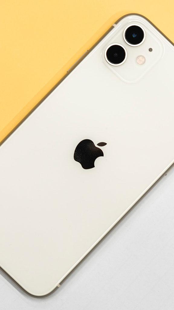 iPhone 11 gold / emas