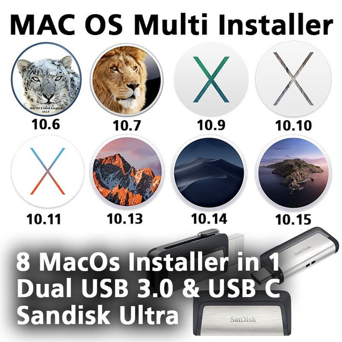 usb bootable mac