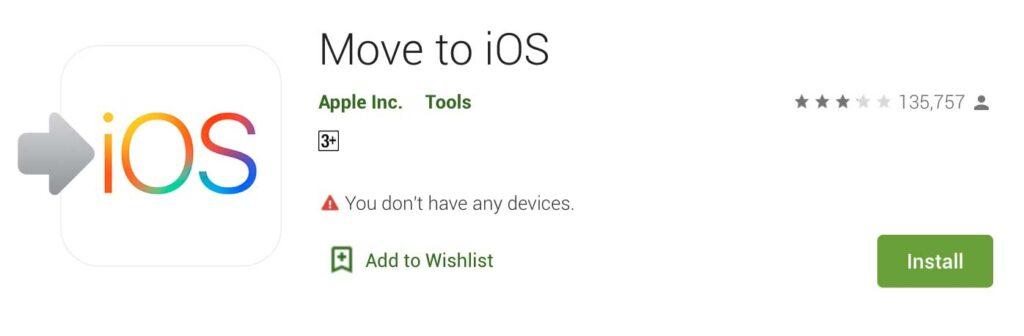 aplikasi move to ios android