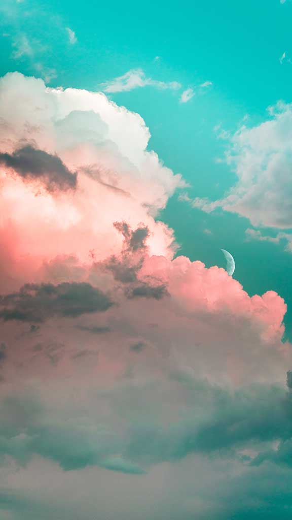 wallpaper ios 14 cloud 1