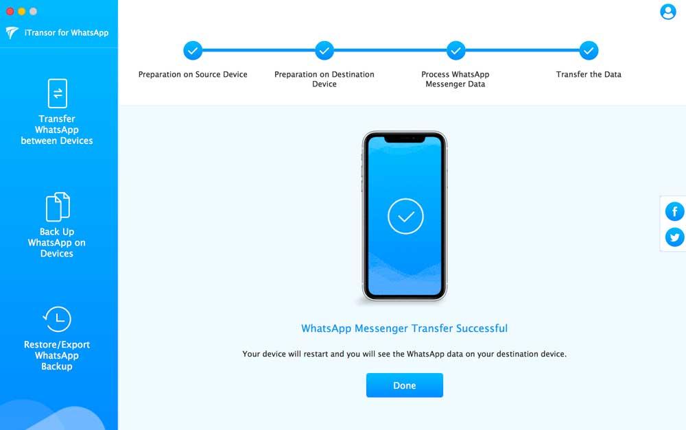 aplikasi pindah pesan chat WA Android iPhone