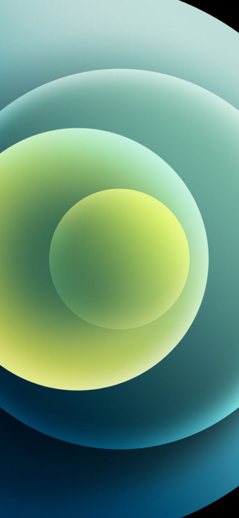 Orbs Green Light