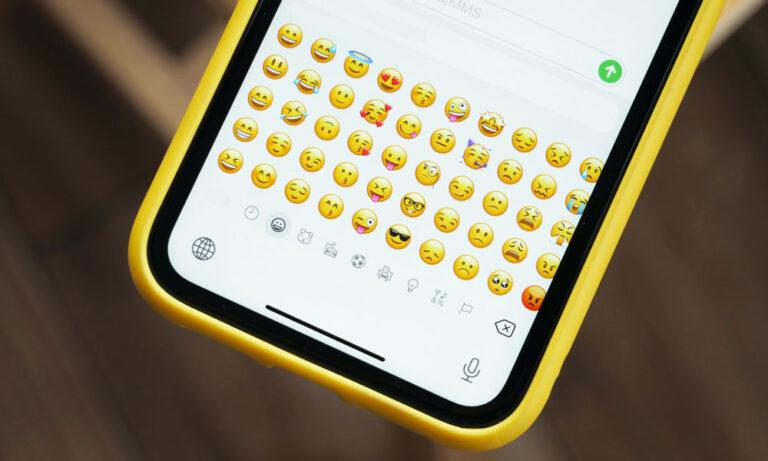 mengubah emoji ios di android