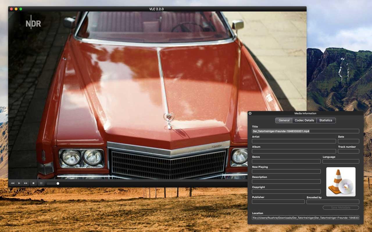 aplikasi terbaik macbook untuk putar film VLC