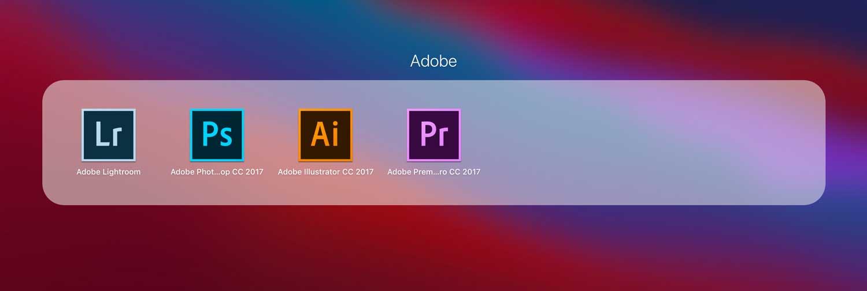 aplikasi wajib install macbook adobe
