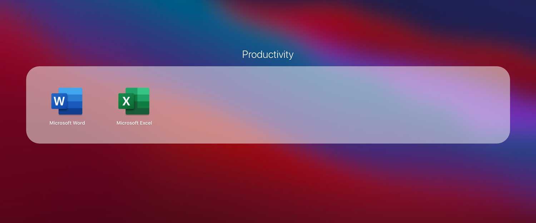 aplikasi wajib install macbook office word excel powerpoint